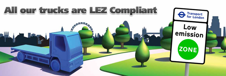 London Emmissions zone compliant